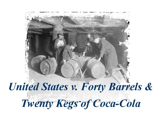 40 Barrels Image