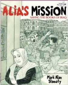 Book cover Alia's Mission