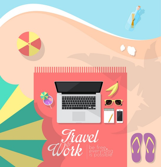 Travel & Work