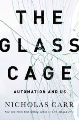 From Catherine Lemmer. I couldn't resist picking up this book after hearing Nicholas Carr give the keynote address at the 2015 ABA Tech Show in Chicago earlier this spring. In The Glass Cage: Automation and Us, Carr continues his exploration of the idea that technology and automation separate us from our very humanness. If this is not enticement enough – perhaps reading that a major car manufacturer fired a robot to hire a human will be incentive enough to pick up this very readable and thought provoking discussion of our relationship with technology. If you enjoyed his previous work, The Shallows, this work will not disappoint.