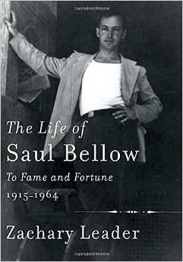 From Richard Humphrey. Publisher description: For much of his adult life, Saul Bellow was the most acclaimed novelist in America, the winner of, among other awards, the Nobel Prize in Literature, three National Book Awards, and the Pulitzer Prize. The Life of Saul Bellow, by the literary scholar and biographer Zachary Leader, marks the centenary of Bellow's birth as well as the tenth anniversary of his death. It draws on unprecedented access to Bellow's papers, including much previously restricted material, as well as interviews with more than 150 of the novelist's relatives, close friends, colleagues, and lovers, a number of whom have never spoken to researchers before. Through detailed exploration of Bellow's writings, and the private history that informed them, Leader chronicles a singular life in letters, offering original and nuanced accounts not only of the novelist's development and rise to eminence, but of his many identities—as writer, polemicist, husband, father, Chicagoan, Jew, American.