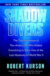 From John Davis. Publisher description: For John Chatterton and Richie Kohler, deep wreck diving was more than a sport. Testing themselves against treacherous currents, braving depths that induced hallucinatory effects, navigating through wreckage as perilous as a minefield, they pushed themselves to their limits and beyond, brushing against death more than once in the rusting hulks of sunken ships. But in the fall of 1991, not even these courageous divers were prepared for what they found 230 feet below the surface, in the frigid Atlantic waters sixty miles off the coast of New Jersey: a World War II German U-boat, its ruined interior a macabre wasteland of twisted metal, tangled wires, and human bones–all buried under decades of accumulated sediment. No identifying marks were visible on the submarine or the few artifacts brought to the surface. No historian, expert, or government had a clue as to which U-boat the men had found. In fact, the official records all agreed that there simply could not be a sunken U-boat and crew at that location...Author Robert Kurson's account of this quest is at once thrilling and emotionally complex, and it is written with a vivid sense of what divers actually experience when they meet the dangers of the ocean's underworld. The story of Shadow Divers often seems too amazing to be true, but it all happened, two hundred thirty feet down, in the deep blue sea.