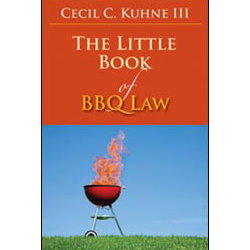 The Little Book of BBQ Law