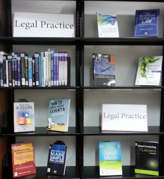 collection legal practice shelves (2)