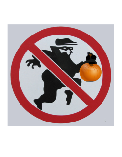 Pumpkin Theft